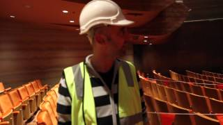 Hamer Hall Meyer Sound PA Tour