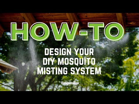Do it yourself mosquito misting system design by mosquitomax youtube do it yourself mosquito misting system design by mosquitomax solutioingenieria Image collections