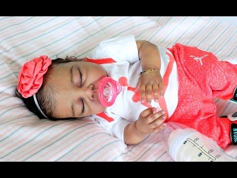 Reborn Amaira, reborn artist Donnetta @ Kay's Nursery