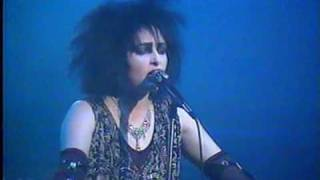 Siouxsie And The Banshees   Israel Live