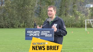 Andrew Scheer announces targeted tax credits for families