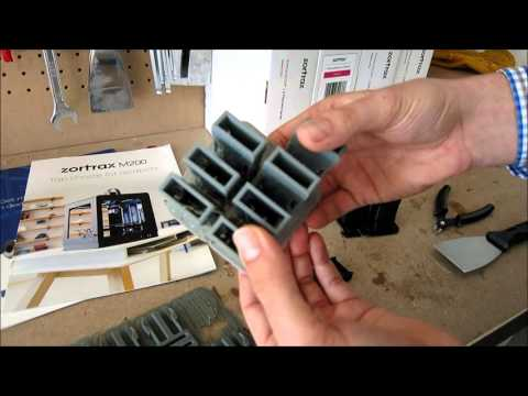 Zortrax Z-PETG Test Des Filaments