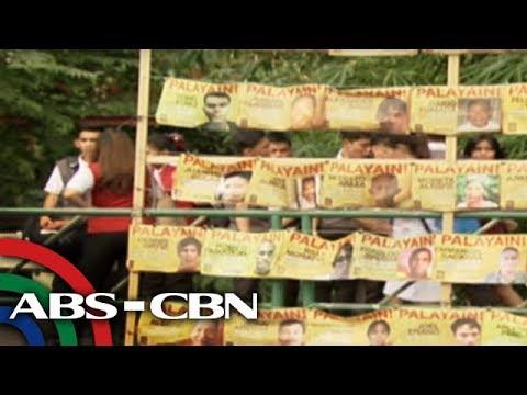 Bandila: Ika-50 anibersaryo ng CPP-NPA, sinalubong ng protesta
