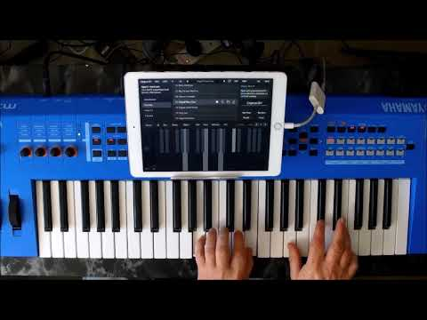 AudioKit DIGITAL D1 Synth - Some Of My Favourite Patches - Demo for the iPad