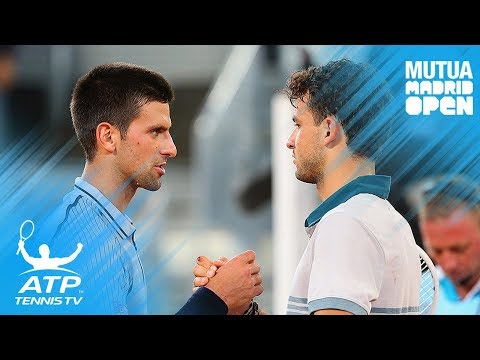 Glory for Grigor: Dimitrov looks back at beating Djokovic at Madrid 2013