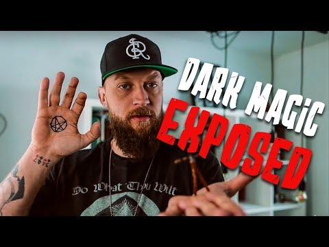 The TRUTH about Demonic Magic  Dark Magic Explained!