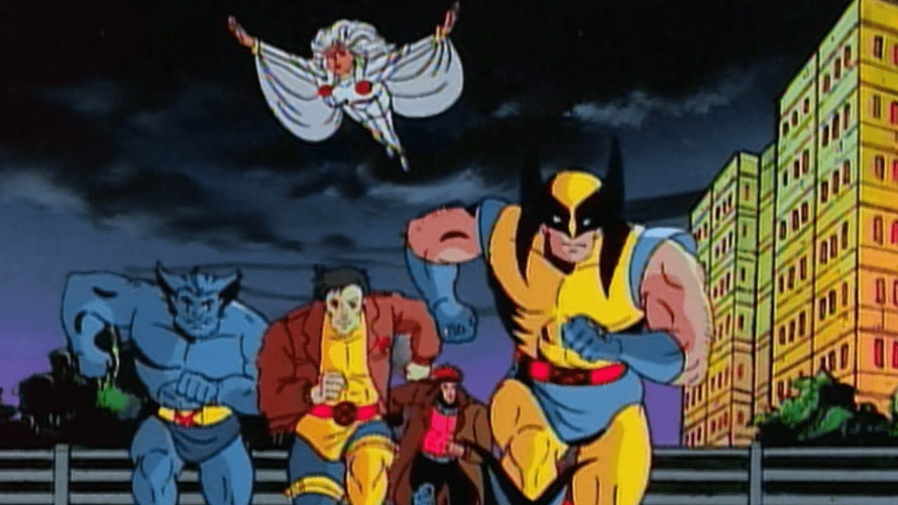Download X-Men The Animated Series' Greatest Episodes!