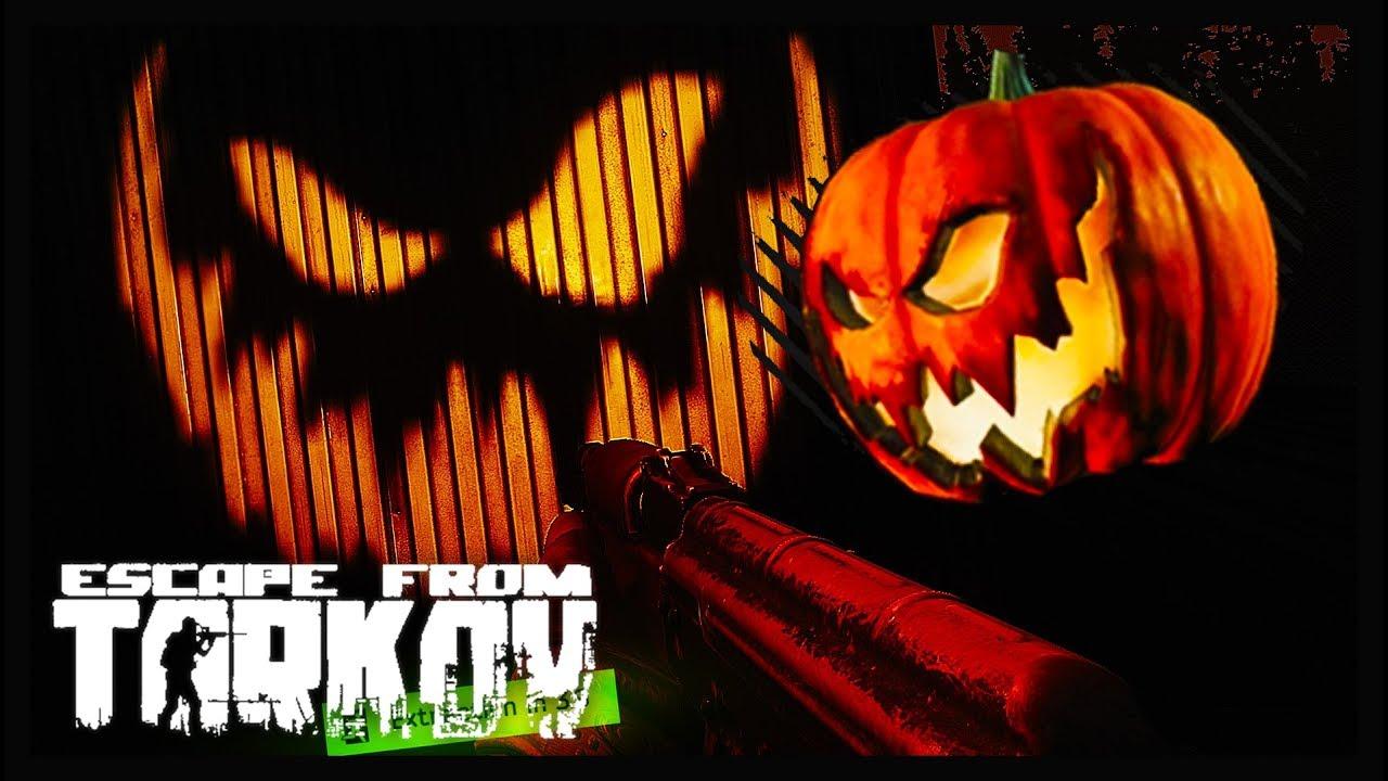 Jack O Lantern Tactical Pumpkin Escape From Tarkov