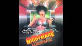 Nightmare Fantasy - Miriam Stockley - Nightmare Weekend (1986)