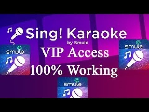 smule sing hack VIP Access pass For Lifetime  2018