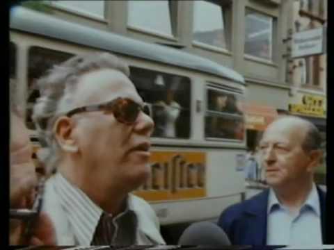 1982 - Mannheim - Germany -  Problemzone Breite Strasse