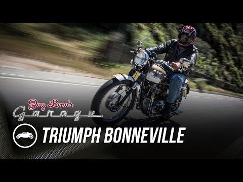 1964 Triumph Bonneville – Jay Leno's Garage