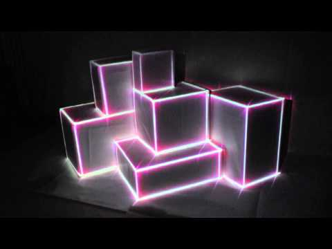 Video Mapping Cube