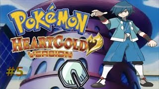 Gimnasio a grandes alturas/Pokemon Heart Gold #5