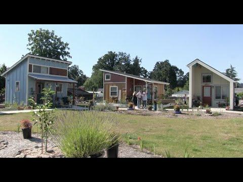 Cottage Village Final Open House Footage