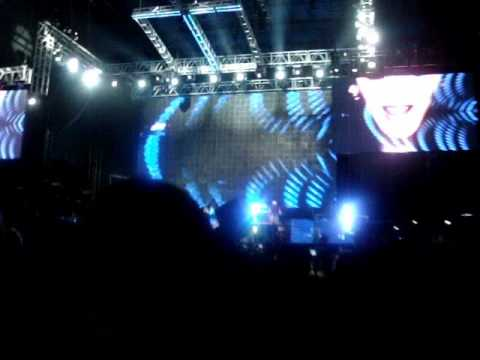If  We Ever Meet Again  Timbaland feat Katy Perry  in Manila 2010