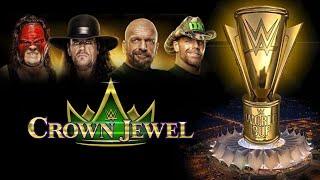 WWE Backstage [#306] - Crown Jewel 2018!✔.