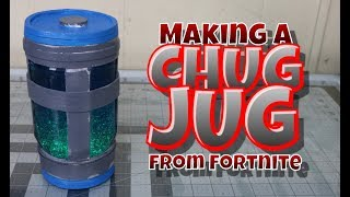 The Chug Jug from Fortnite