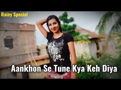 Aankhon Se Tune Kya Keh Diya [Easy Dance Step] || Cover Dancing Version 2.0