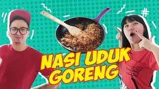 Download Video NASI UDUK DIGORENG !? Wkwkwkwk Enak Gak Ya !? feat Cindy Gulla MP3 3GP MP4