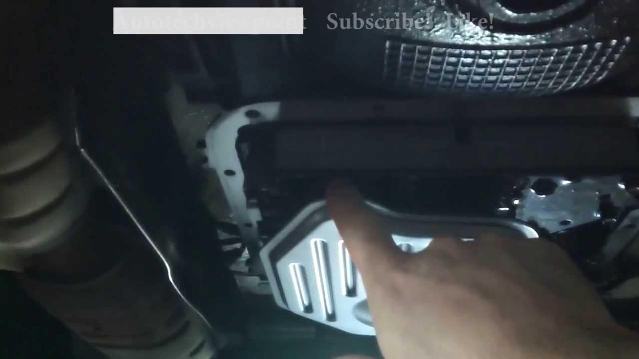 Transmission Service Ford F150 2003 Tip Youtube Fuel Filter On 04