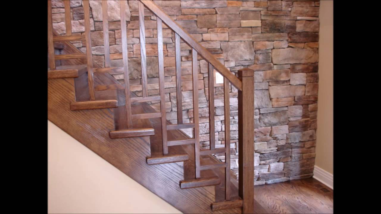 Modern Wood Stairs Ideas