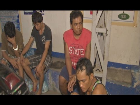 Karinderya na bentahan ng droga, nabisto sa Bulacan