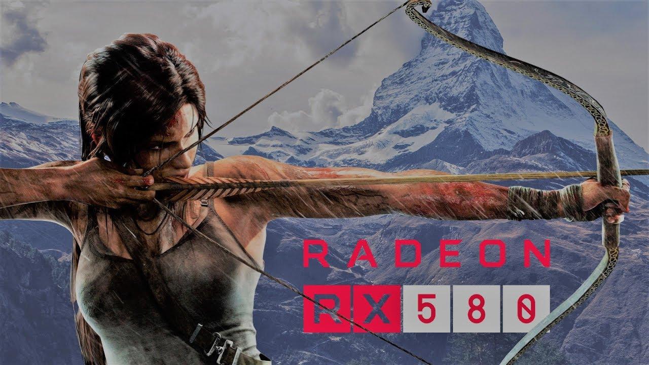 Shadow of the Tomb Raider uses insane VRAM - RX 580 8gb - 1080p Highest  Settings