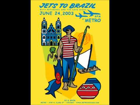 Jets to Brazil - I've got all the words