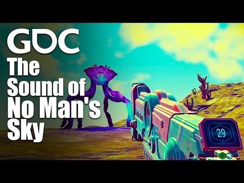 The Sound of No Man's Sky
