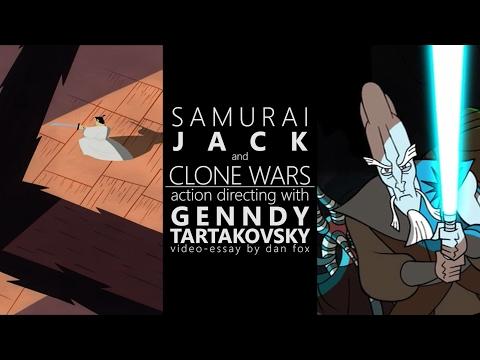 Samurai Jack & Clone Wars: Action Directing with Genndy Tartakovsky