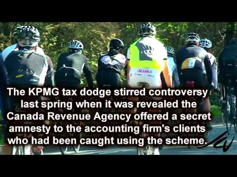 40% Vancouver rent increase to KPMG  offshore tax dodge -  commentary - YouTube