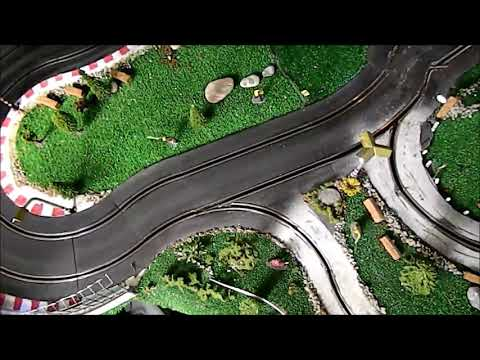 Pista Policar-Polistil e Carrera  slot car – Team Racing AV