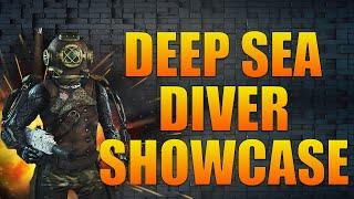 Call of Duty Advanced Warfare: DEEP SEA DIVER HELMET SHOWCASE! (COD:AW DLC LOADOUTS)