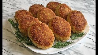 Великолепные Рыбные Котлеты из Минтая Очень Вкусно и Просто!!! / Котлеты из Рыбы / Fish Cakes