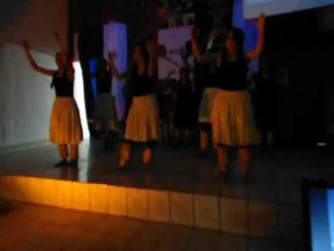 PIB - Grupo de coreografia Órion - Xote Santo - Louve só a Ele.