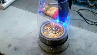 Kettle'dan Patlamış Mısır Makinası Nasıl Yapılır? How to make a kettledan corn blasting machine?
