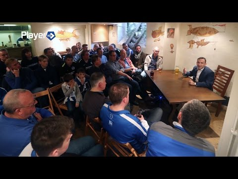 BHAFC CHAIRMAN TONY BLOOM'S AWAY FANS' FORUM