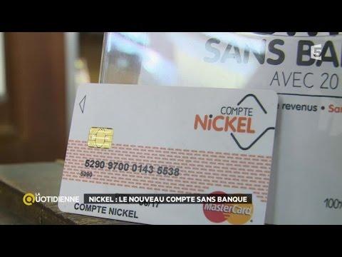 Nickel : le nouveau compte sans banque