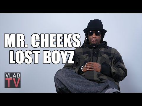 Mr Cheeks on Lost Boyz Spigg Nice Getting 37 Years for Bank Robbery Part 5