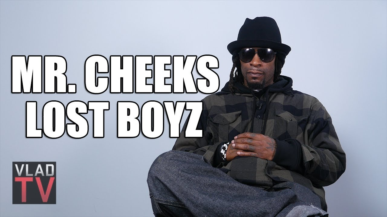 Mr. Cheeks Speaks on Lost Boyz' Spigg Nice Getting 37 Years for Bank Robbery