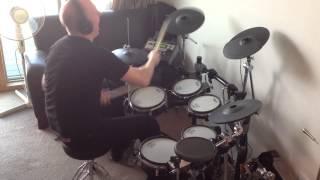 Faith No More - Midlife Crisis (Roland TD-12 Drum Cover)