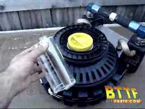 BTTF Delorean Conversion - Plutonium Reactor