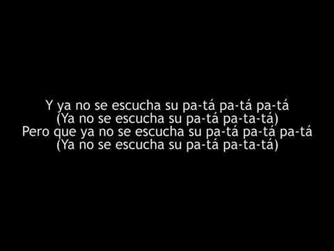 El Gran Combo de Puerto Rico - Potro amarrao (letra)