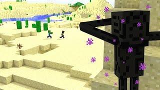 Dangerous desert - Minecraft animation