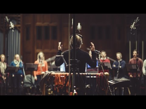Eric Whitacre - Sleep - Live performance at Air Studios