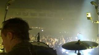 """Josh Freese drumming """"March Of The Pigs"""" live with NIN"""