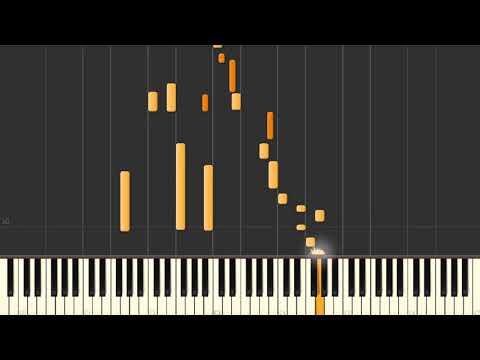 A Foggy Day - Jazz piano solo tutorial