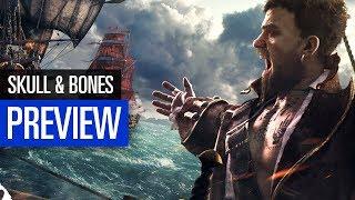 Skull & Bones PREVIEW - Piraten-Seeschlachten in der Vorschau