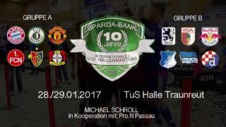 Hallenmasters TuS Traunreut 2017 Teaser